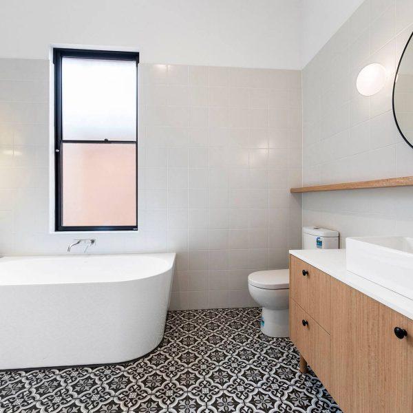 RPD Ascot Vale bathroom